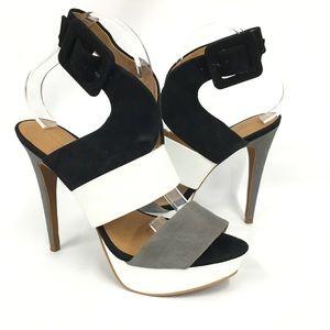 Zara Women Platform Heel Size: 40(9 US)